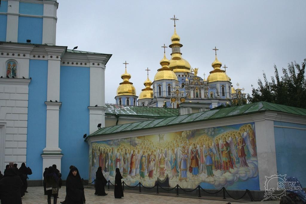 Kościoły w centrum Kijowa
