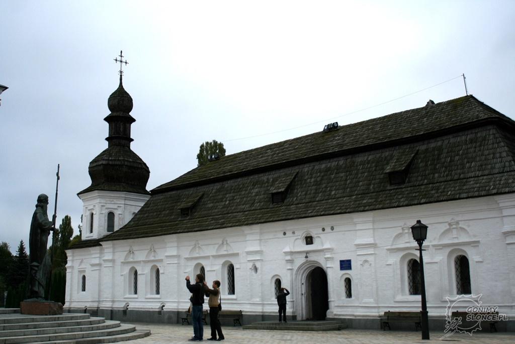 Kijów religijnie - kościół
