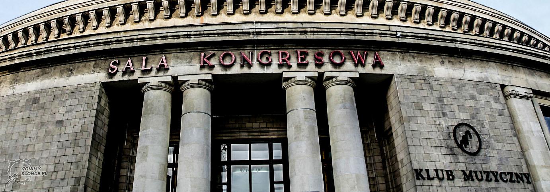 Klub muzyczny, Sala Kongresowa, Warszawa