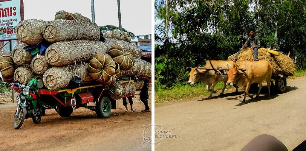 Życie codzienne w Kambodży - praca