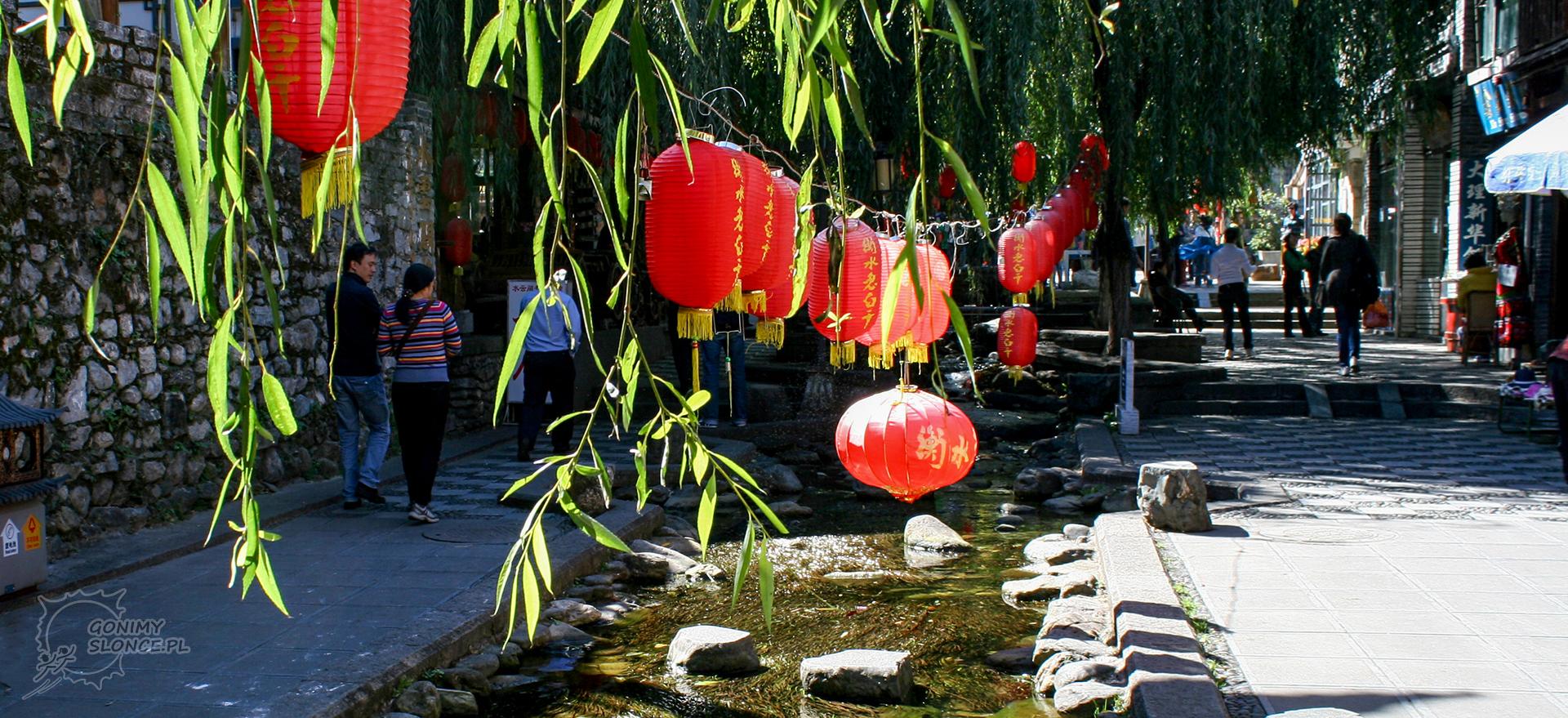 Stare Miasto Dali, Chiny