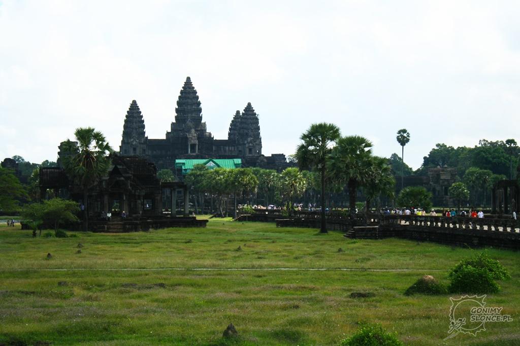 Angkor Wat - główna świątynia