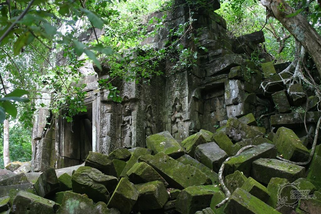 Beng Melea - ruiny