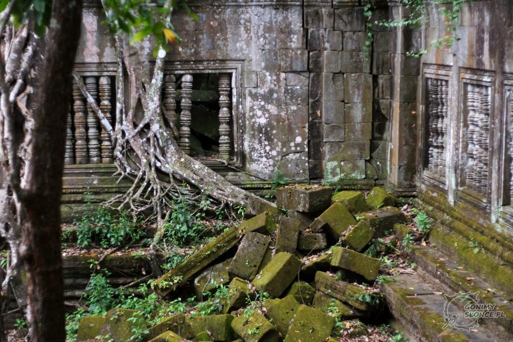 Beng Melea - główna świątynia