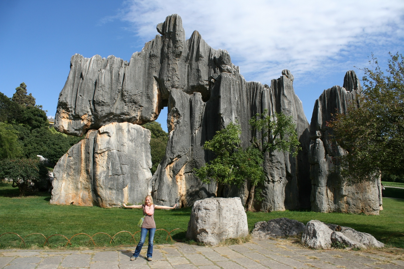 Stone Forest 9