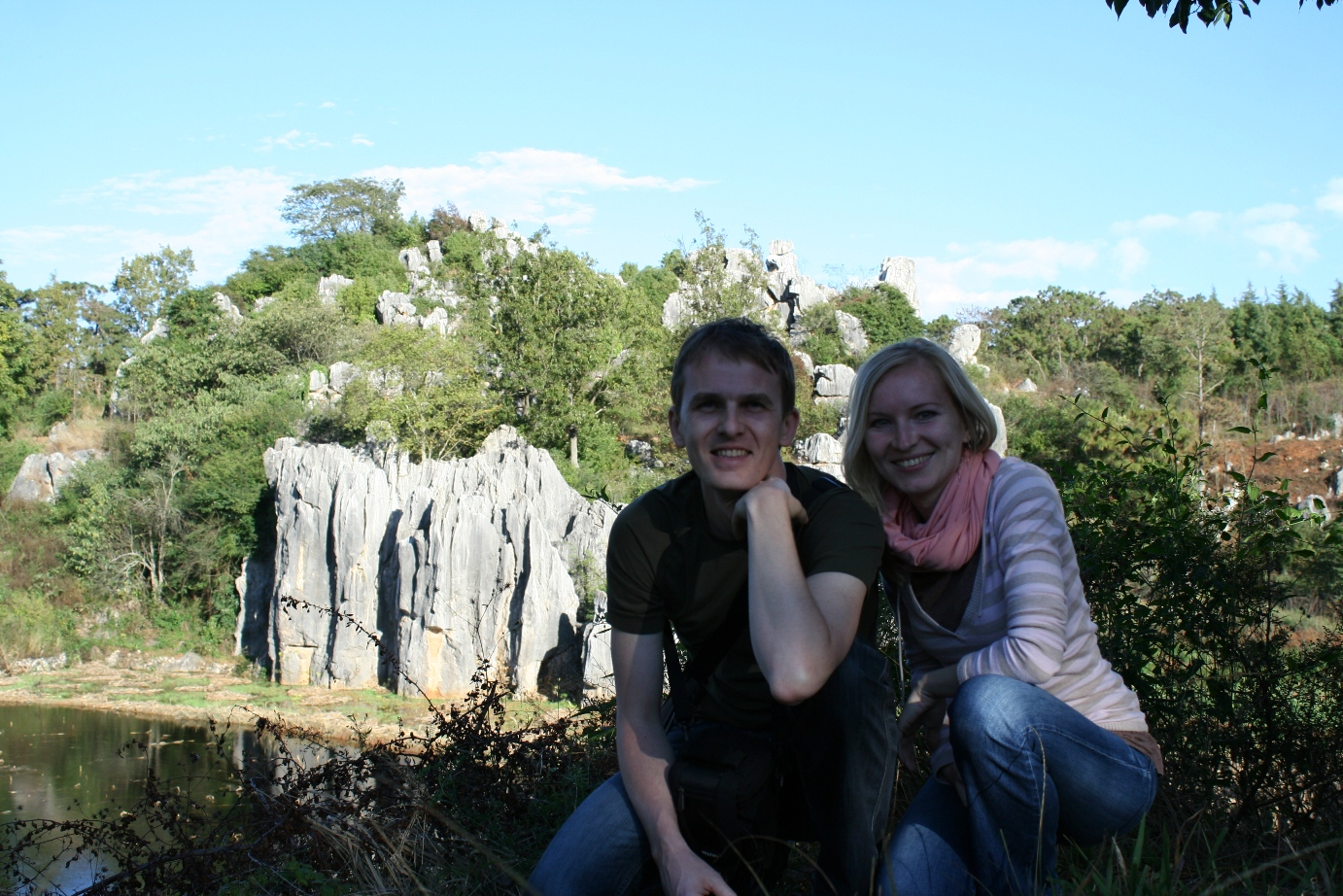 Stone Forest 12