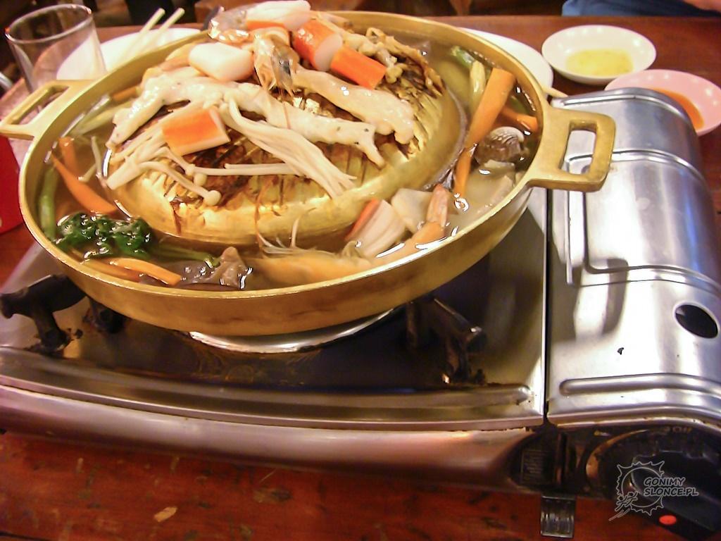 Jedzenie w Tajlandii, kociołek