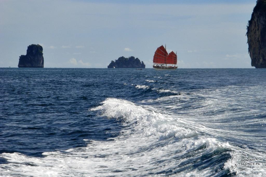 Piraci z Phi Phi Islands