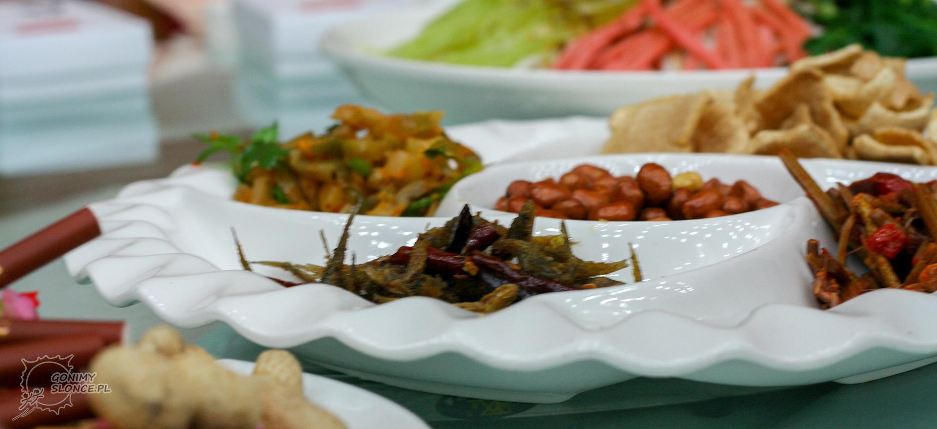 Jedzenie weselne, Junnan, Chiny