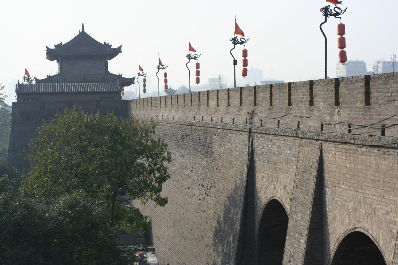City Walls 1