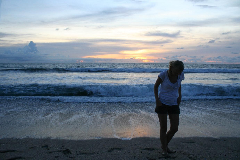 Bali plaża