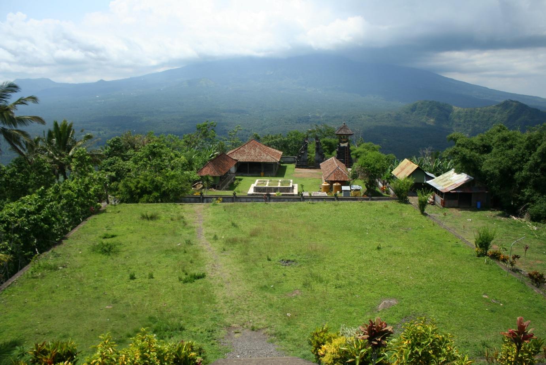 Bali krajobraz