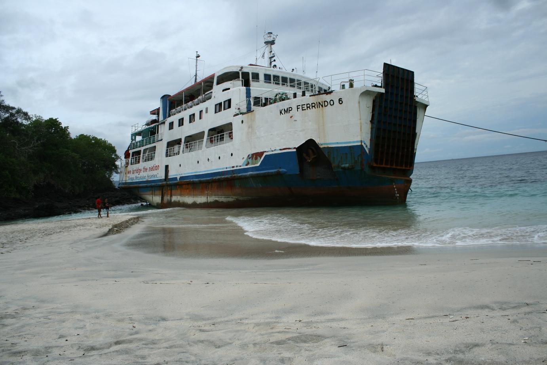 Padang Bay plaża