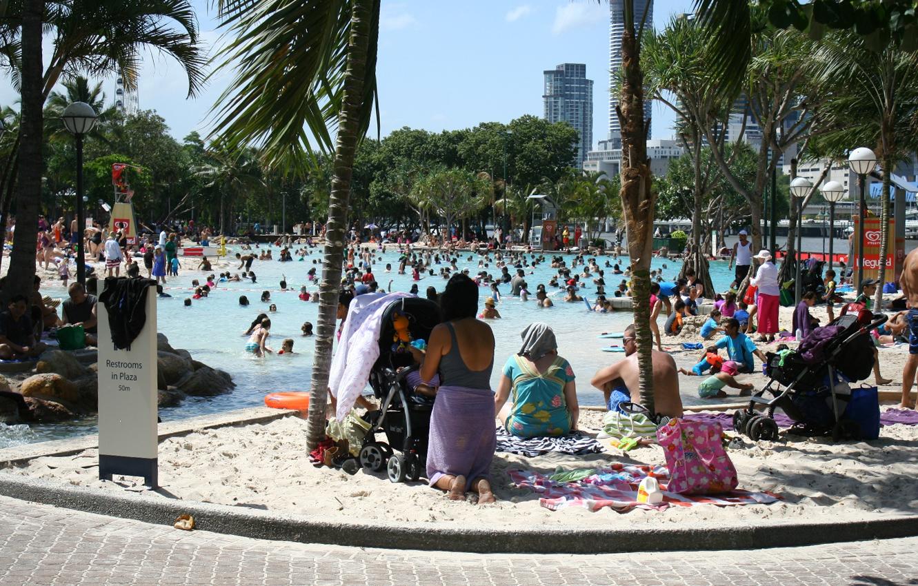 Brisbane parkland