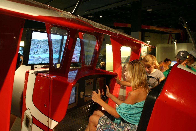 Muzeum - samolot