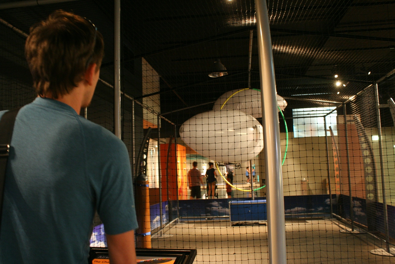 Muzeum - sterowiec