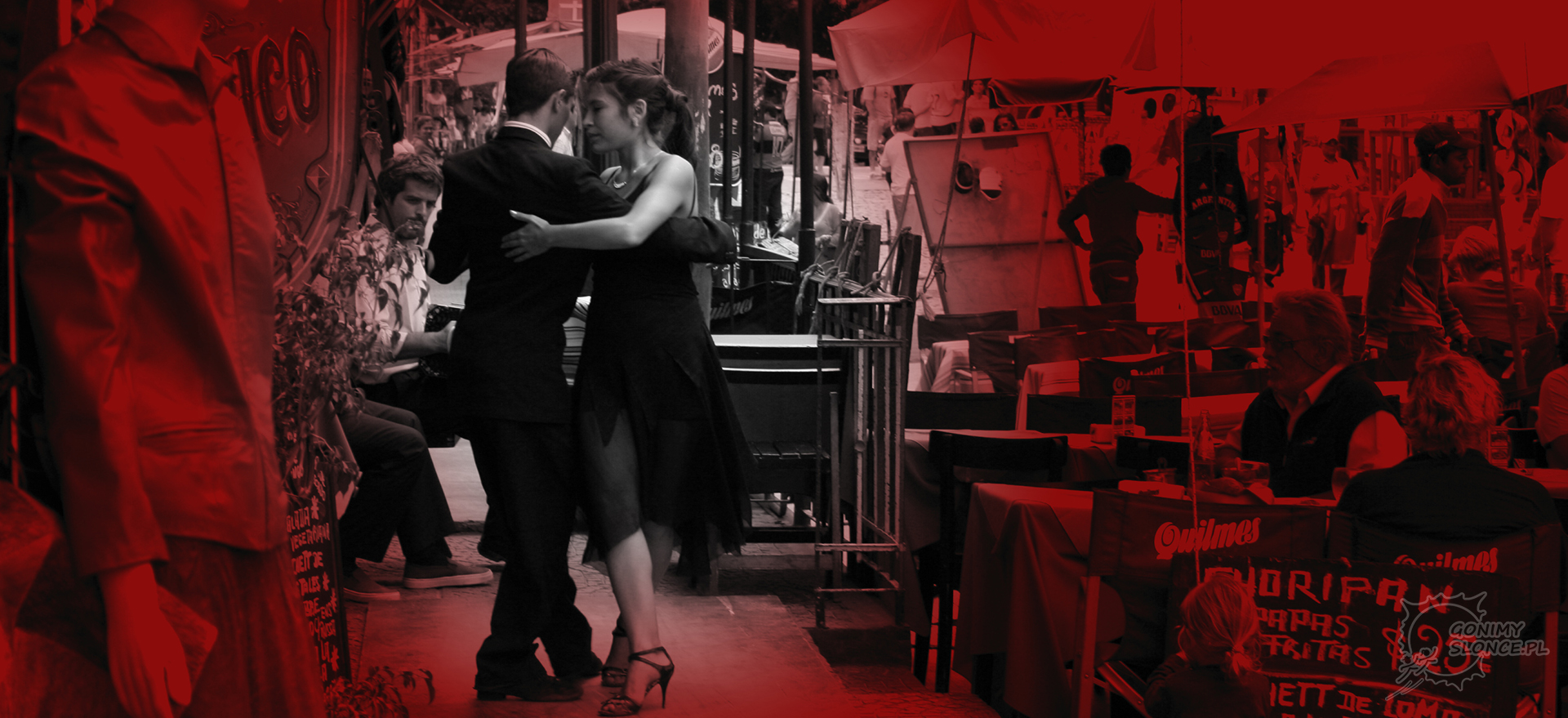 Tango w Buenos Aires - Bendita Milonga