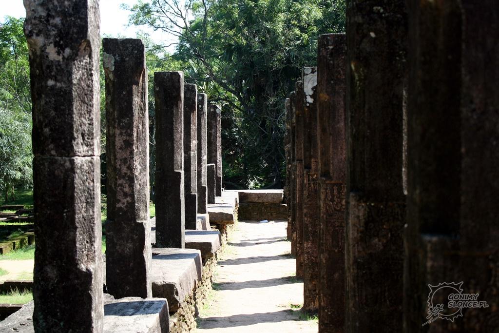 Spacer po Polonnaruwie