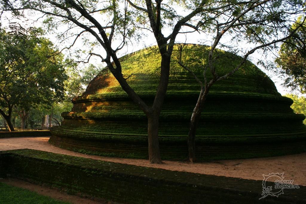 Historyczna Polonnaruwa - Sri Lanka