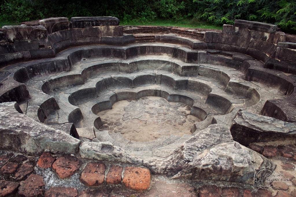 Polonnaruwa - kompleks świątynny