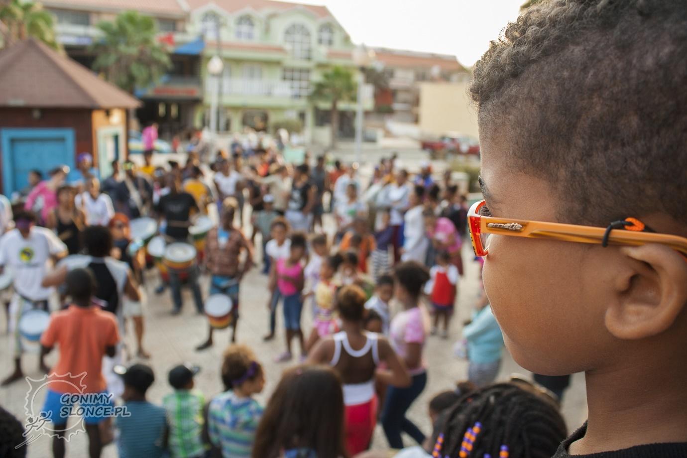 Cape Verde - karnawałowa Sal