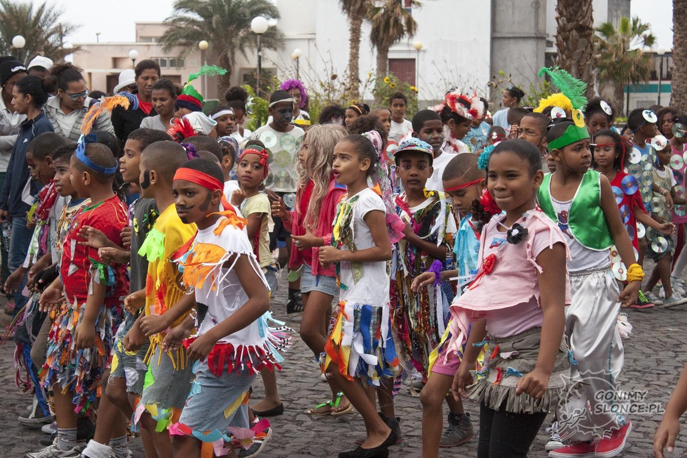 Karnawałowe Santo Antao