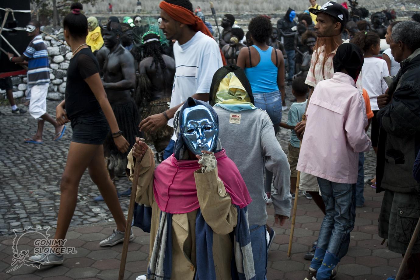 Maski i przebrania karnawałowe