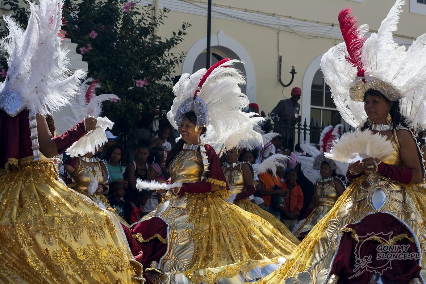 Kobiety z parady karnawałowej