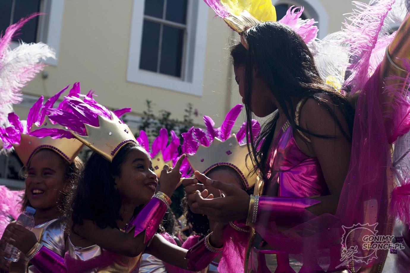 Radości karnawału - Cabo Verde