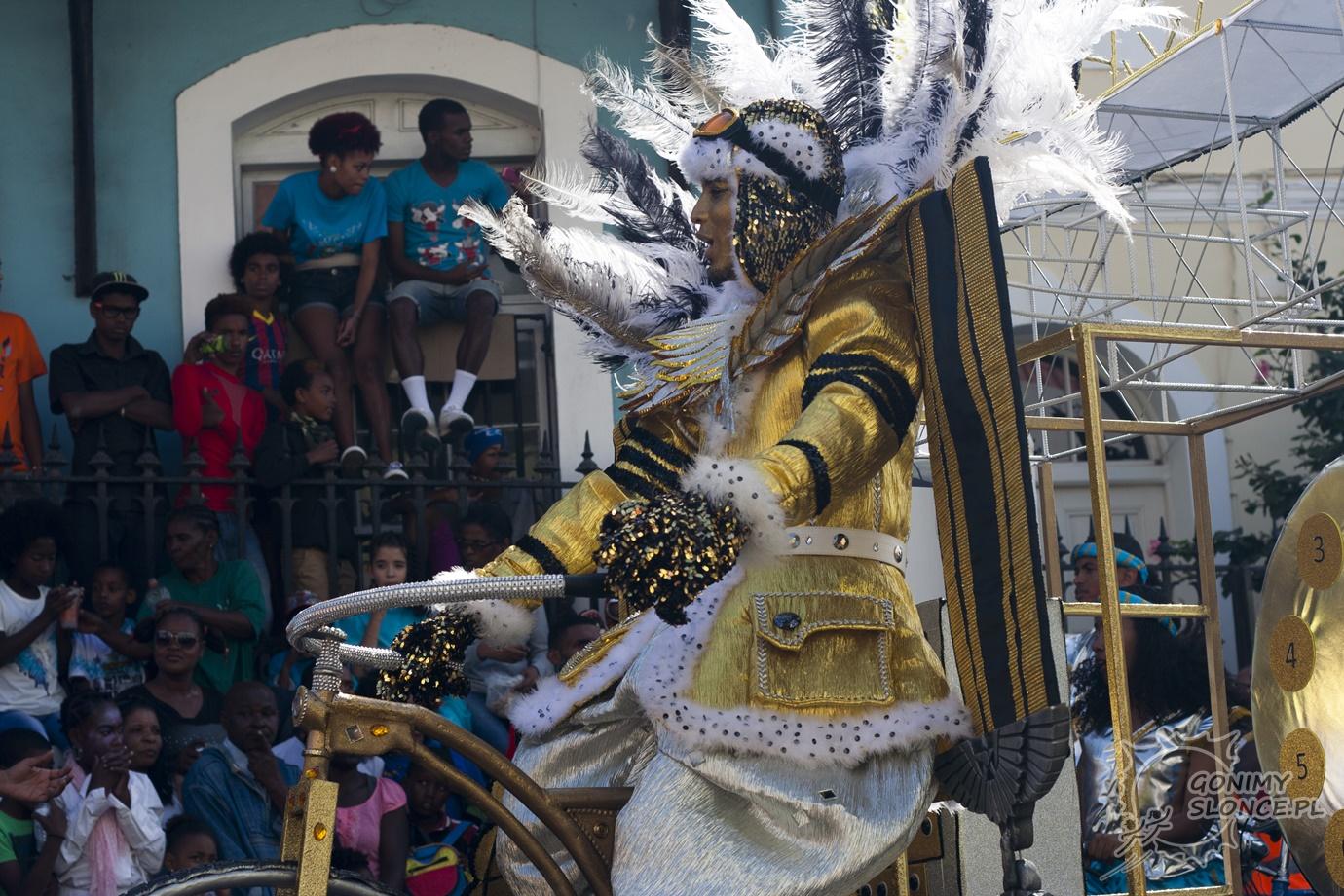 Przebrania karnawałowe - Cabo Verde