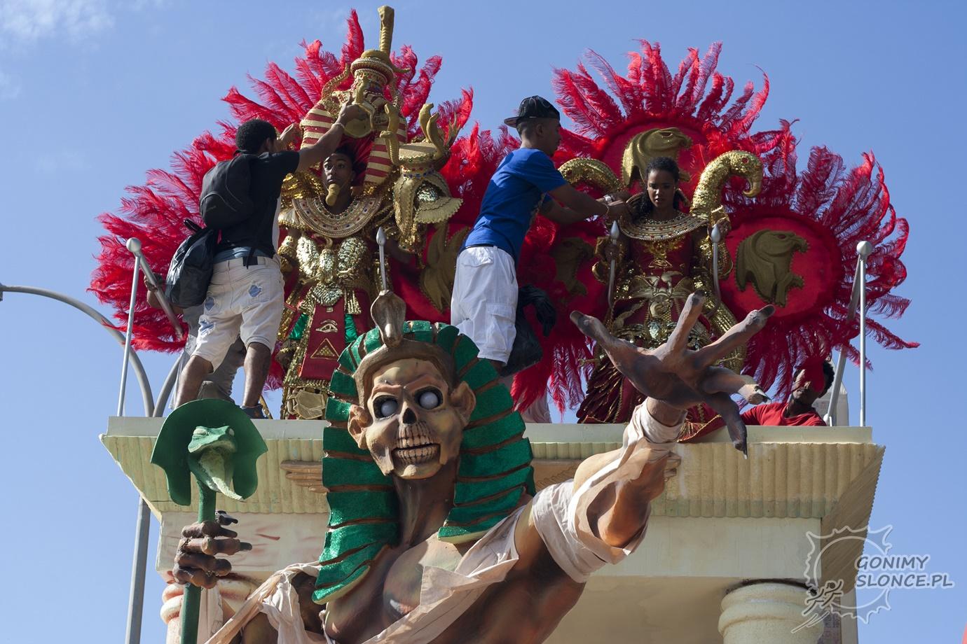 Karnawałowe grupy tematyczne - Mindelo