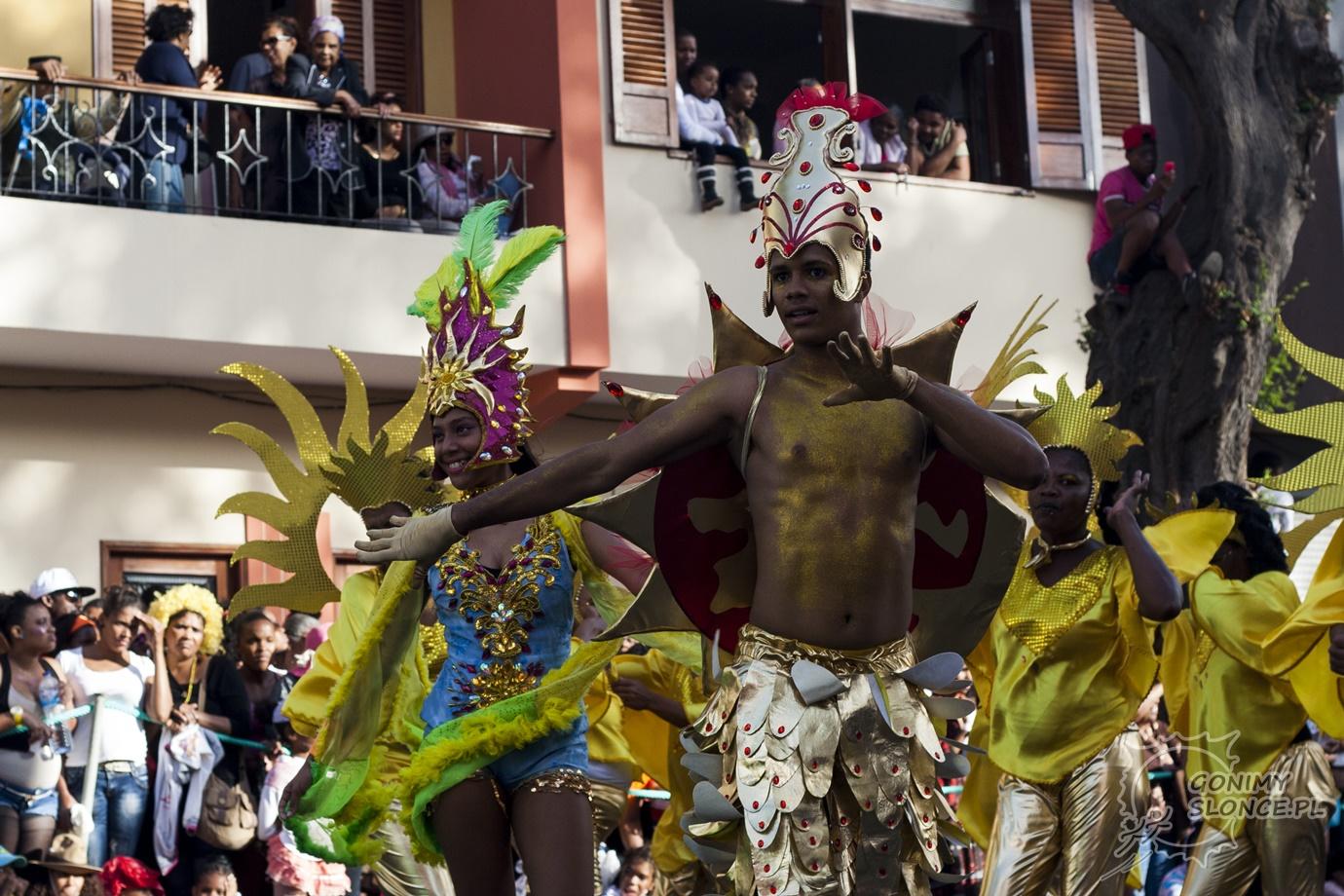 Cabo Verde - Mindelo - korowód