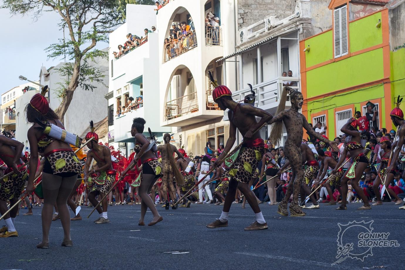 Sao Vicente - karnawał Mindelo