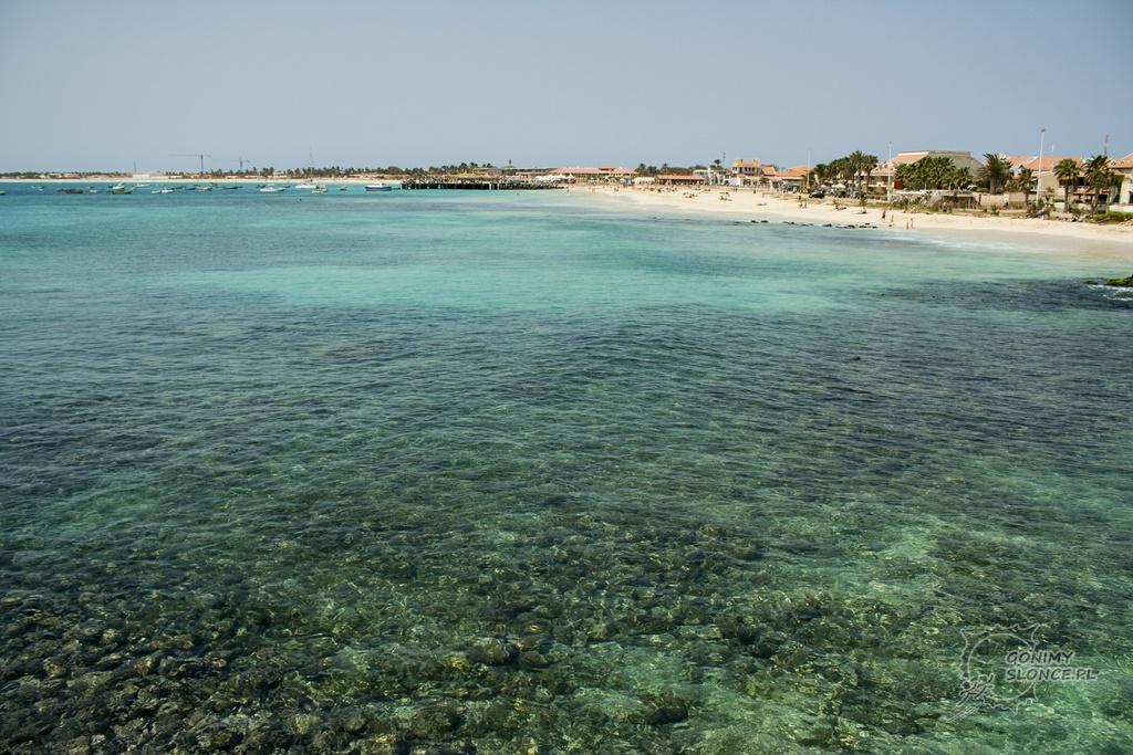 Sal - Santa Maria - plaża