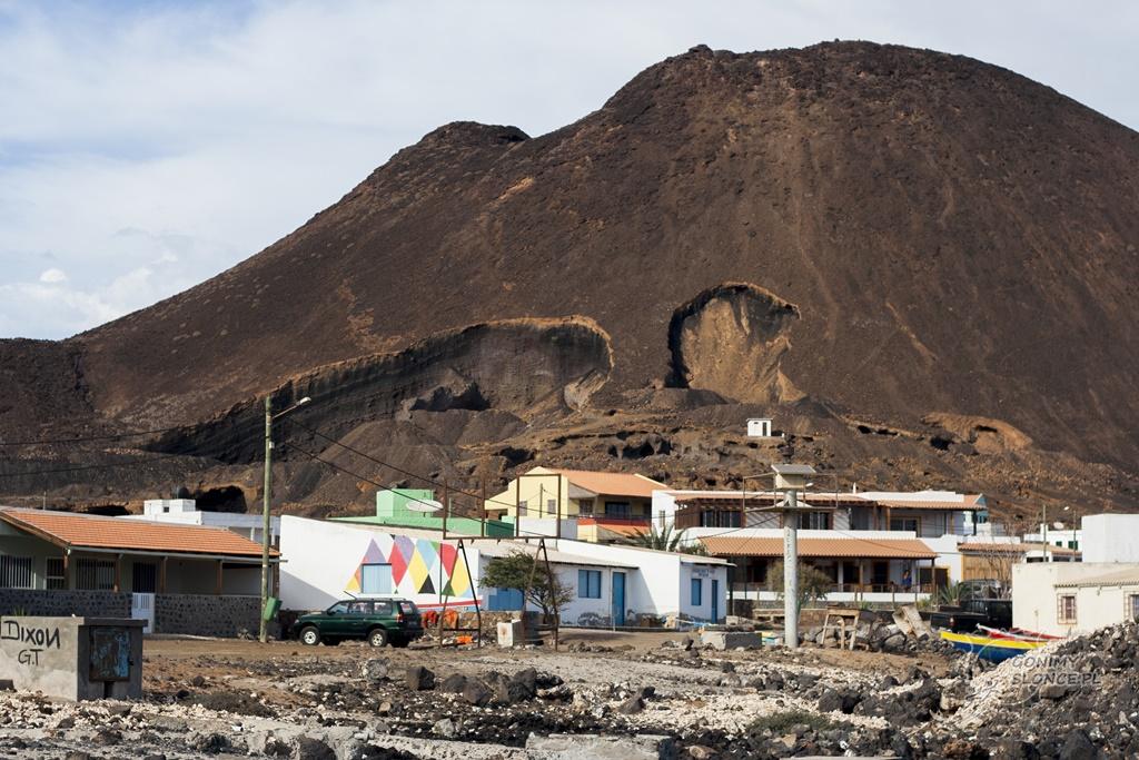 Wyspa Sao Vicente - Calhau