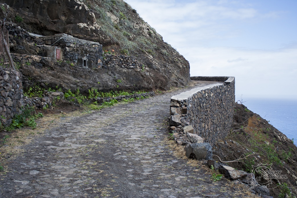 Santo Antao - okolice Ponta do Sol i droga do Fontainhas