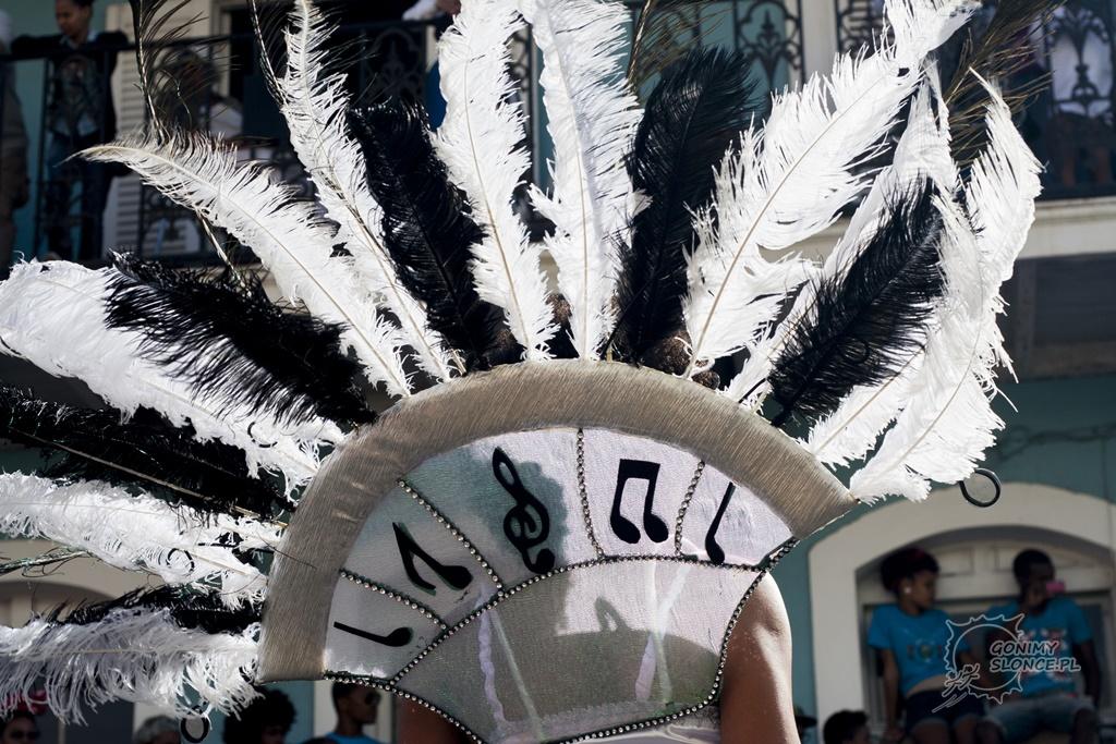 Mindelo - carnival - Cape Verde - karnawał na Wyspach Zielonego Przylądka