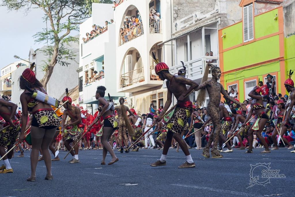 Sao Vicente - karnawał w Mindelo