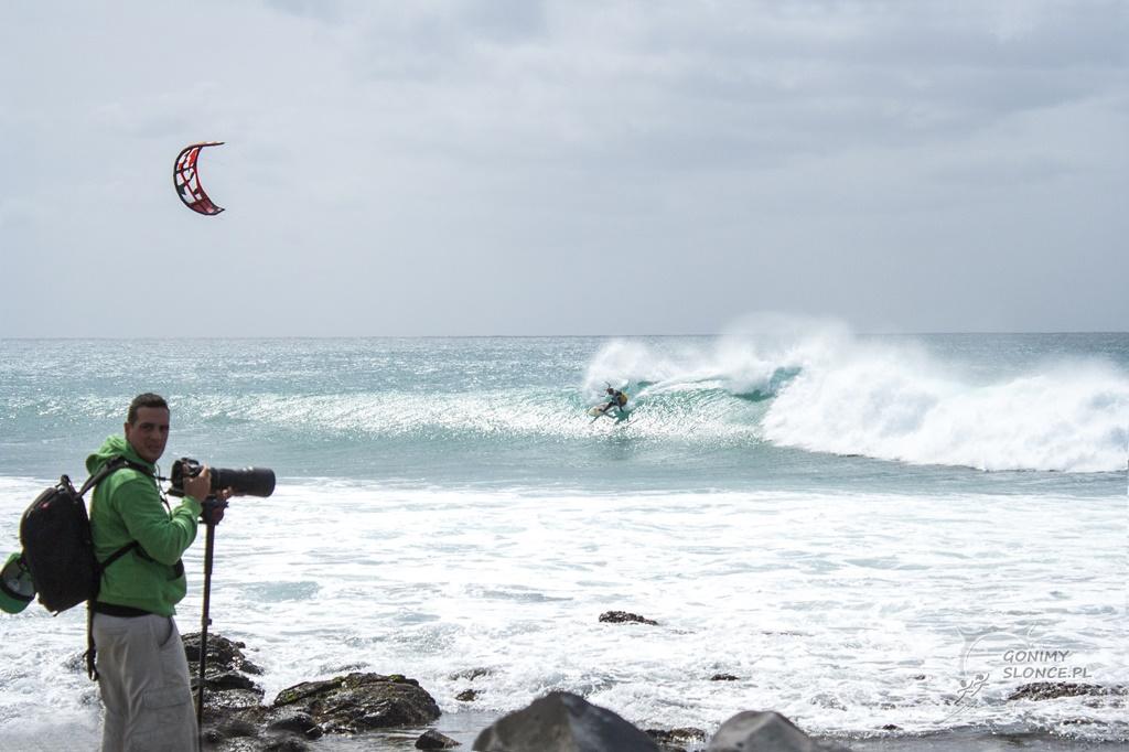 Wyspa Sal - kitesurfing surfing windsurfing