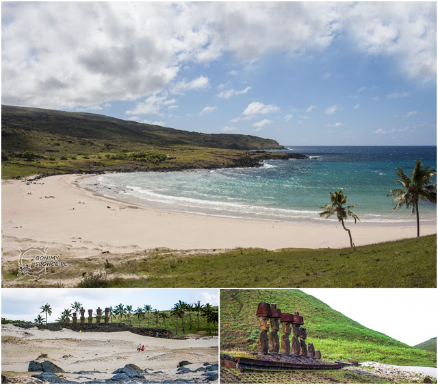 TOP 5 Anakena Beach, Rapa Nui, Chile