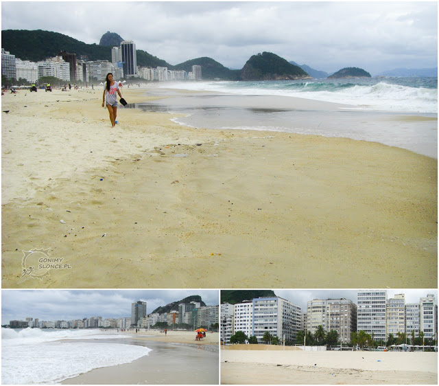 TOP 13 Copacabana Beach, Brazylia