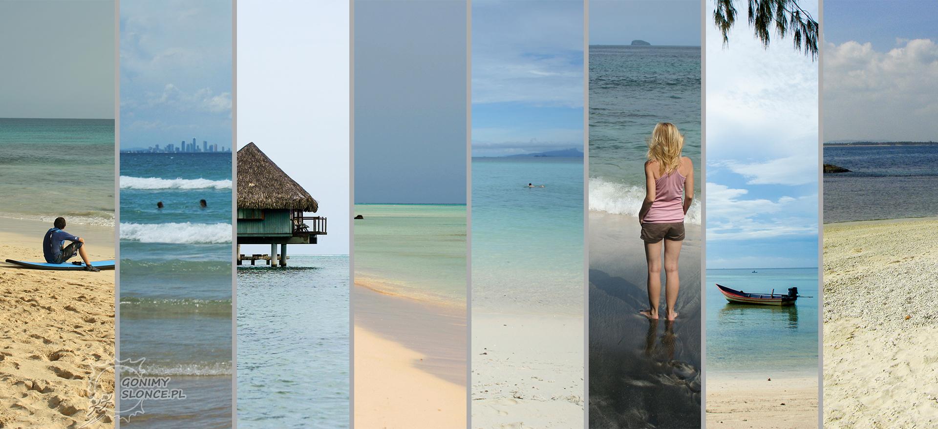 TOP 13 najlepszych plaż świata || nasz subiektywny ranking ;)