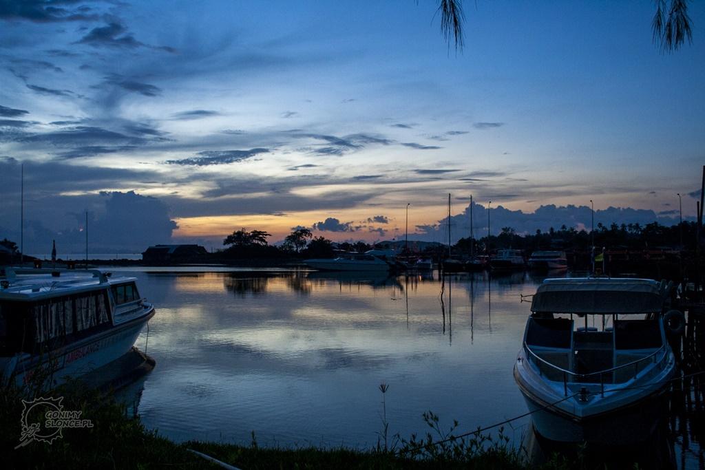 Koh Phangan - Baan Tai Beach - sunset
