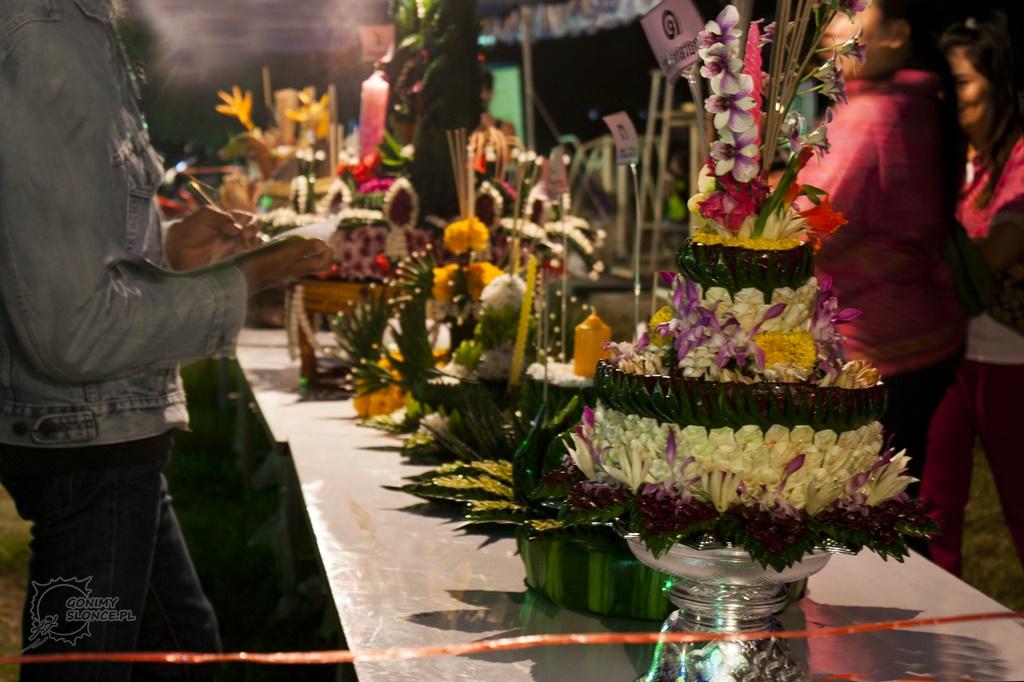 Loy Krathong, Baan Tai - konkursy