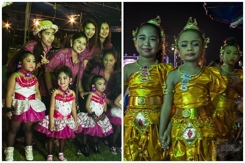 Loy Krathong - uroczystości