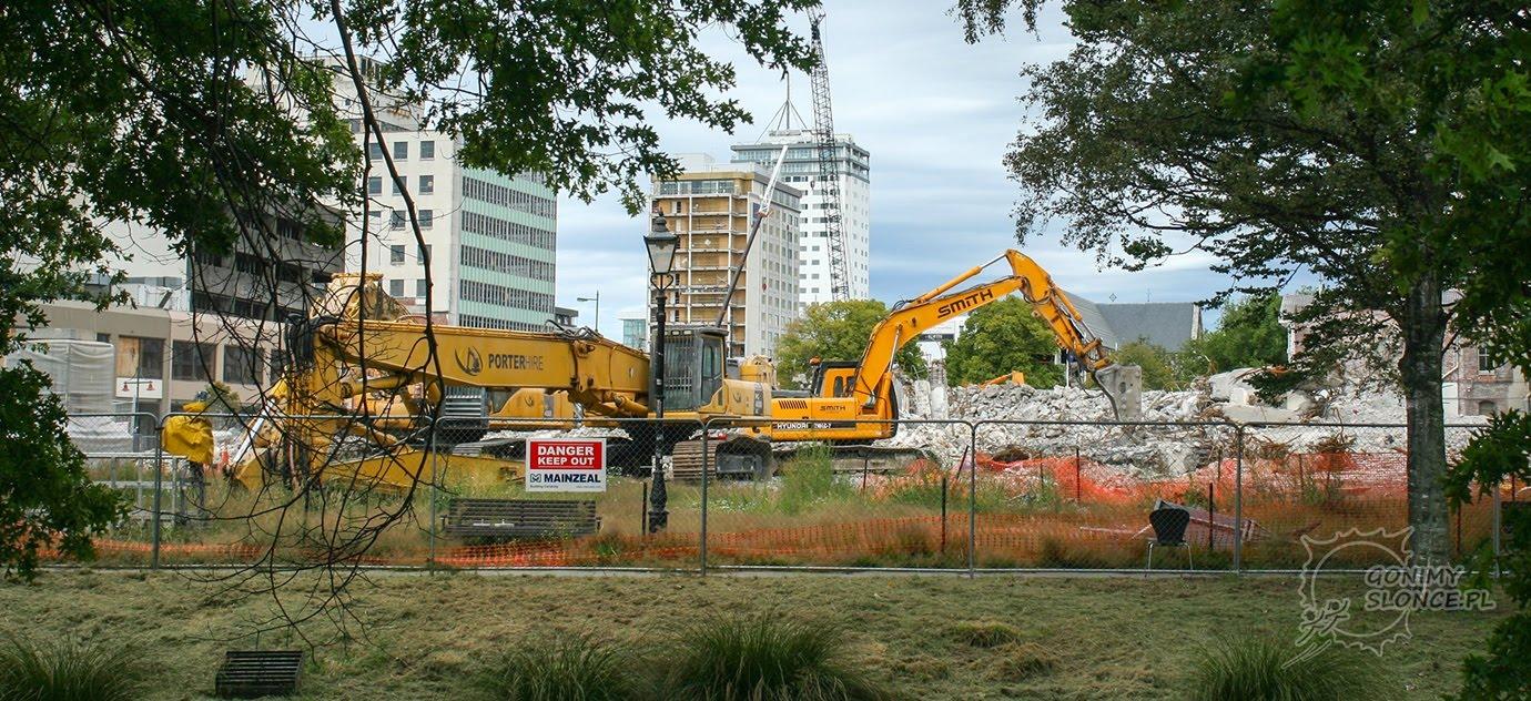 Nowa Zelandia - Christchurch