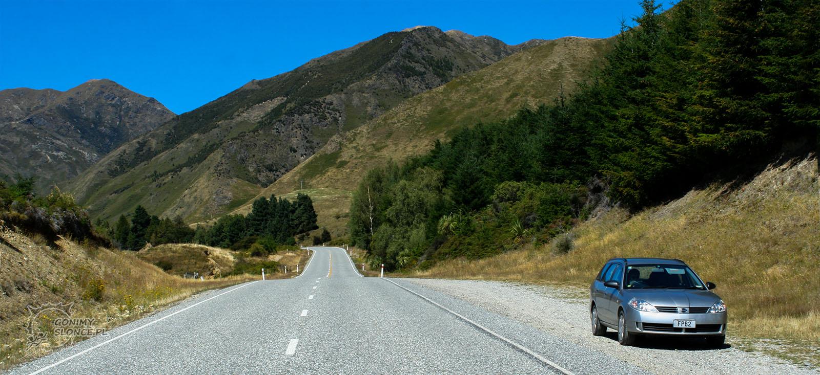 Muzyka na drogę - roadtrip. Nowa Zelandia z muzyką na podróż