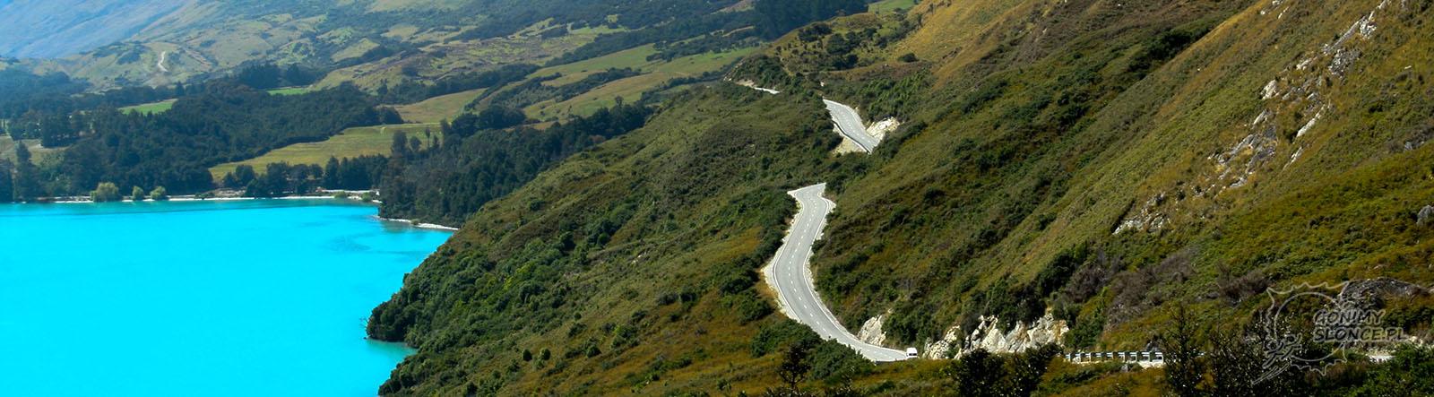 Muzyka na drogę - roadtrip w Nowej Zelandii