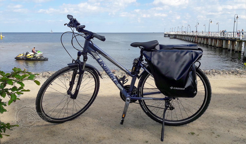 Rowerowe treningi nad Bałtykiem