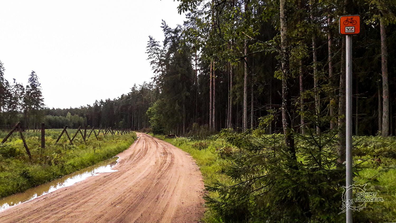 Fragment trasy Green Velo